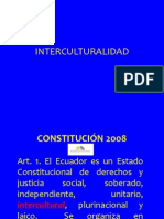 3. 4. 5. Interculturalidad