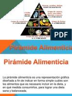 Pirámide alimenticia 3°