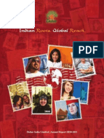 Dabur 2011 Annual Report