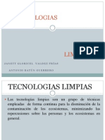 tecnologiaslimpiasexposicion-121208005909-phpapp02