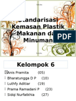 Presentasi Plastik