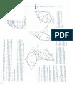 Circulos en Oblicuas e Isometricas