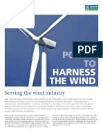DNV KEMA Wind Services Brochure