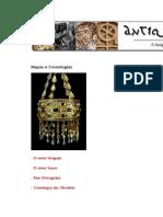 A Antiguidade Tardia em Textos - Mapas e Cronologias - André Bueno