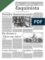 El Maquinista