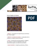 A Antiguidade Tardia em Textos - Outras Regiões do Mundo - André Bueno