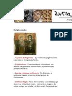 A Antiguidade Tardia em Textos - Religiosidades - André Bueno