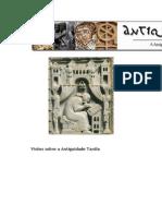 A Antiguidade Tardia em Textos - Visões Sobre a Antiguidade Tardia - André Bueno