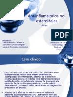 Antiinflamatorios No Esteroidales Oficial