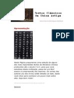Textos Clássicos da Antiga China – Antigos Escritos e Clássicos Chineses. - André Bueno