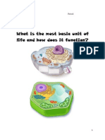 interactive notebook 3 plant cells and animal cells
