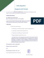 Notificacion Asamblea Ordianria Del Club