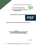 Manual de Quimica Ambiental i Revisar Muy Bueno!