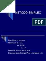 DIAPOS METODO SIMPLEX2008