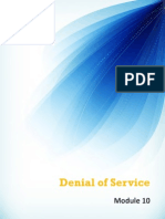 CEHv8 Module 10 Denial of Service.pdf