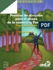 Procesos de discusión para el diseño de la nueva ley forestal (2010)