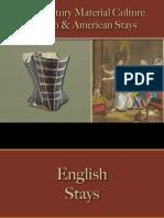 Clothing - Female - Stays - English & American