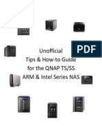 Qnap Ts & Ss Arm & Intel How-To Guide v1 2 | Secure Shell | Perl