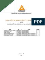 ATPS Hidrostatica