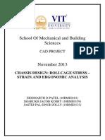 CAD Report