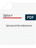 Capitulo 4 - Optimizacion Del Plan de Mantenimiento [Modo de Compatibilidad]