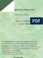 Popovska Ina- Cerebralna Paraliza
