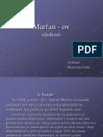 Ristovswka Ivona - Marfan - Ov