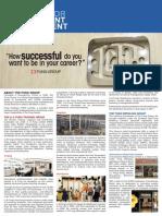 PMD 2014 Intake Program Brochure