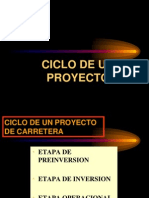 1.4 Ciclo de Un Proyecto