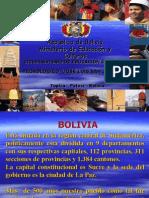 Mercosul Apresenta Bolivia