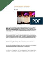 16-11-2013 Puebla Noticias - Avala RMV presupuesto de egresos de la federación