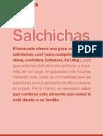 Tipos de Salchichas