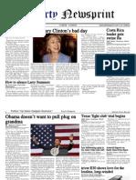 Libertynewsprint 8-12-09 Edition