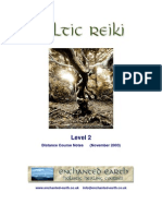 Celtic Reiki Level 2