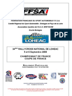 2009_Règlement Rallycross Lohéac