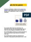 Leyes de Los Gases PARA CLASE 2013.II