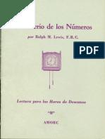 Lewis Ralph El Misterio de Los Numeros