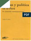 Drogas y política peruana - Julio Cotler
