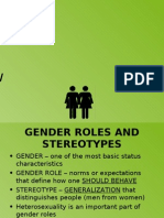 Gender and Sexuality an Overview