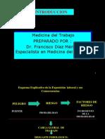 Introduccion a La Medicina Del Trabajo
