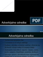 adverbijalne odredbe