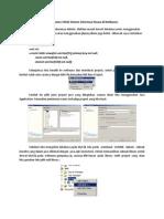 1. Pembuatan CRUD Sistem Informasi Siswa Di NetBeans