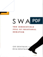 Sway- The Irresistible Pull of Irrational Behavior
