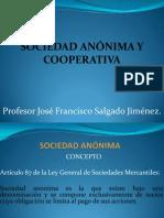 11 Sociedad An+¦nima y Sociedad Cooperativa(1)
