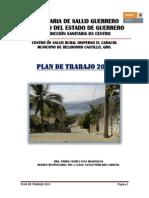 Plan de Trabajo 2013 Caracol