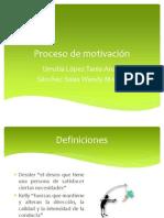 Proceso de motivaciÃ_c
