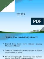 Ethics Basic