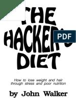 Hacker's Diet