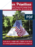 Panther Primitives Historical Tents and Camp Gear Catalog Number 21