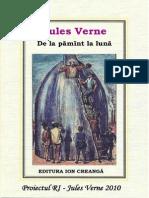 [PDF] 14 Jules Verne - De La Pamint La Luna 1977